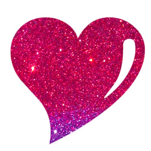 Herz Schablonen