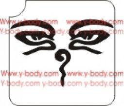 Budha Eyes