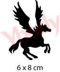 Pegasus Schablone