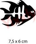 Fisch Schablone