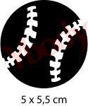 Baseball Schablone