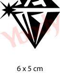 Diamant Schablone