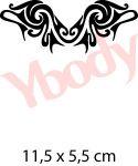 Temporary Tattoo Tribal