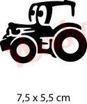 Traktor Schablone
