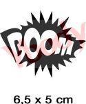 Boom Comic Schablone