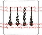 Tika Mehndi Hand Ornamente