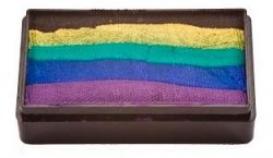 Pfauenfeder 20 Gr Colorblock
