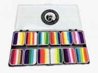 Wow Factor Colorblock Palette